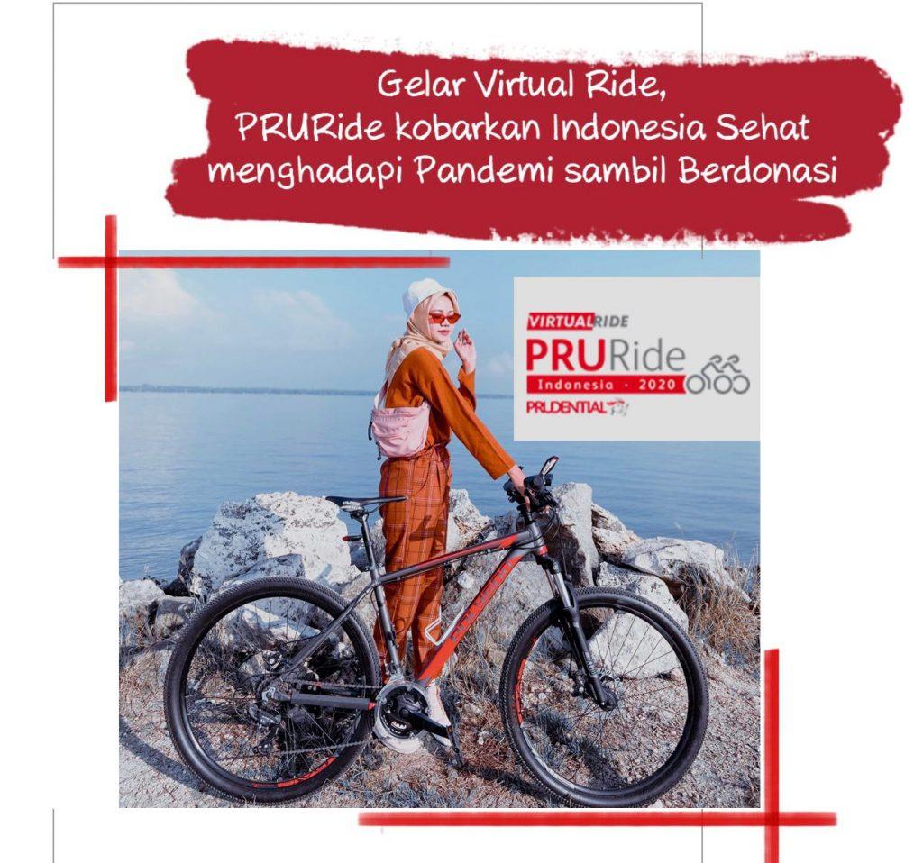 PRURide Indonesia 2020 Virtual Ride